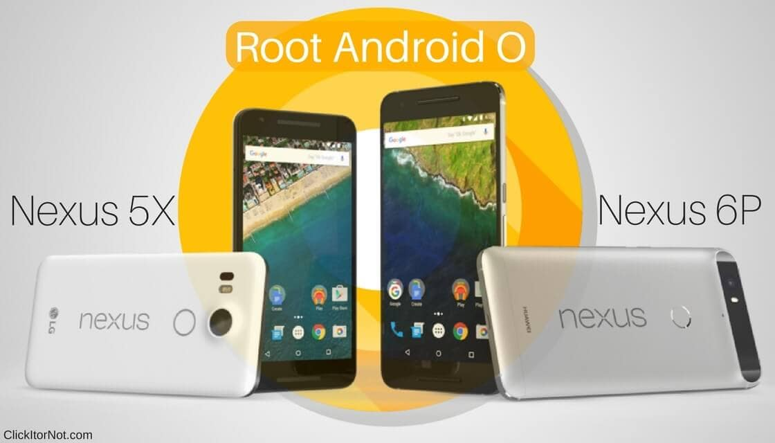 Root Android O