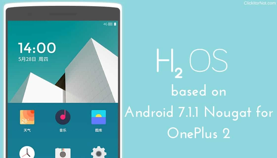 Hydrogen OS for OnePlus 2