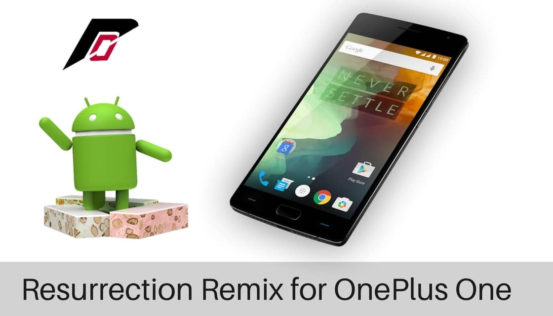 Download and Install Resurrection Remix on OnePlus One [Android
