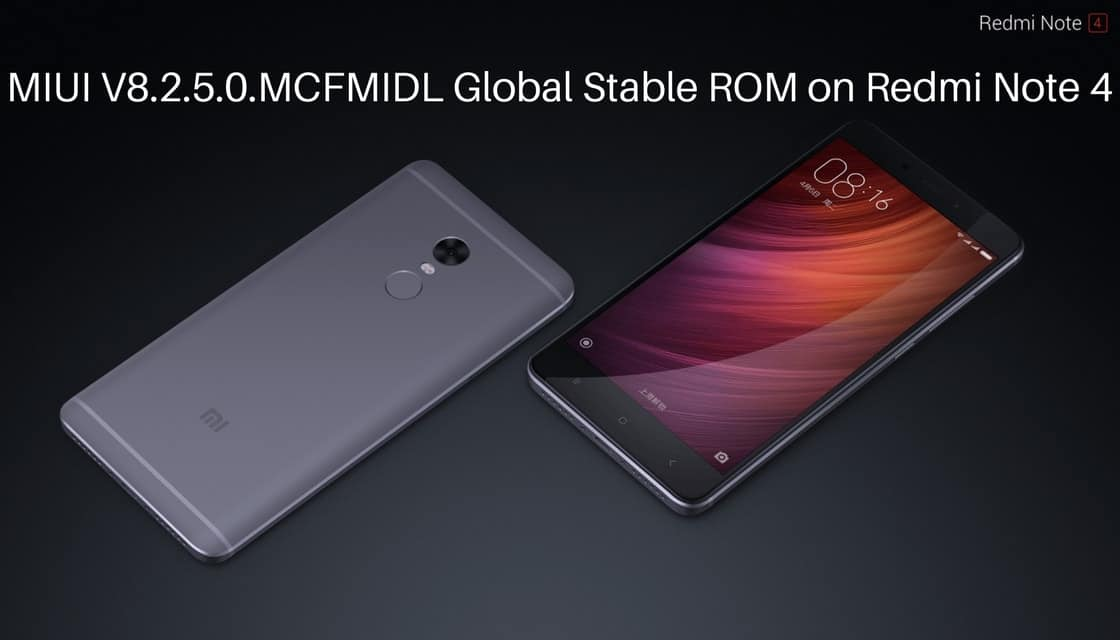 Download and Install MIUI V8 2 5 0 MCFMIDL Global Stable ROM