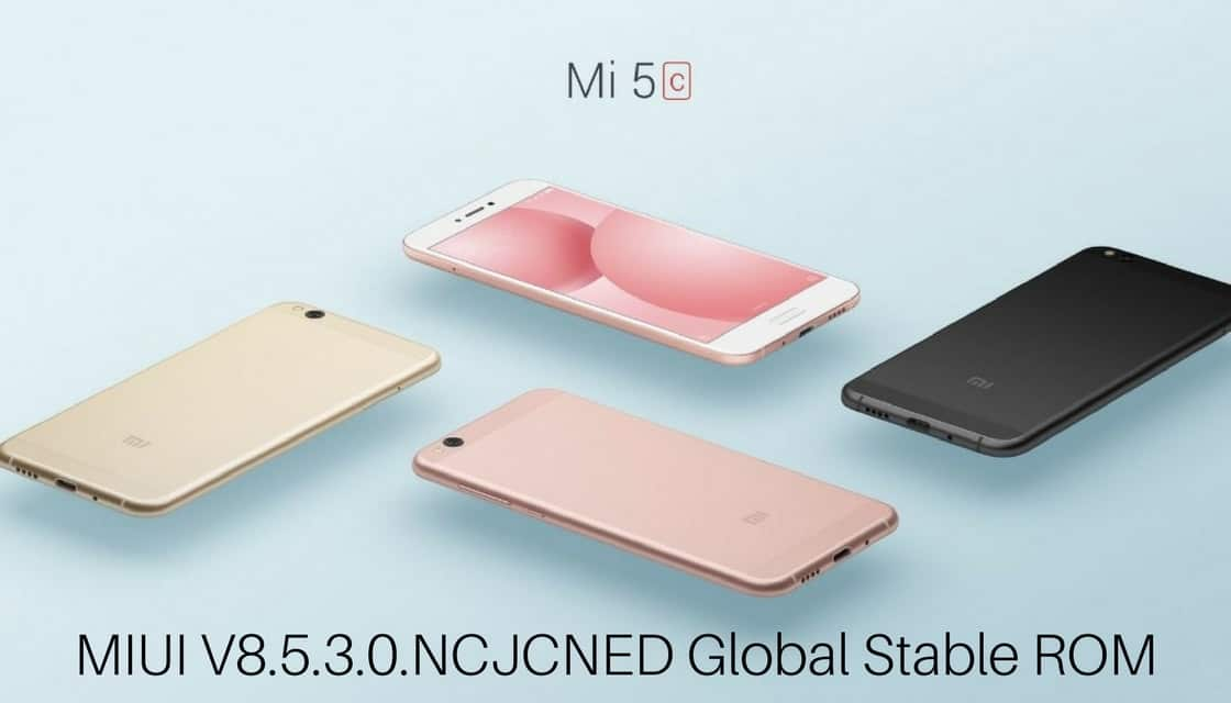 Download and Install MIUI V8 5 3 0 NCJCNED Global Stable ROM on Mi