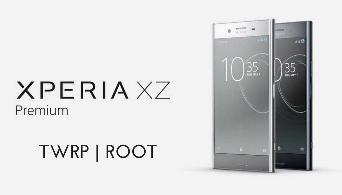 How to Install TWRP Recovery and Root Sony Xperia XZ Premium