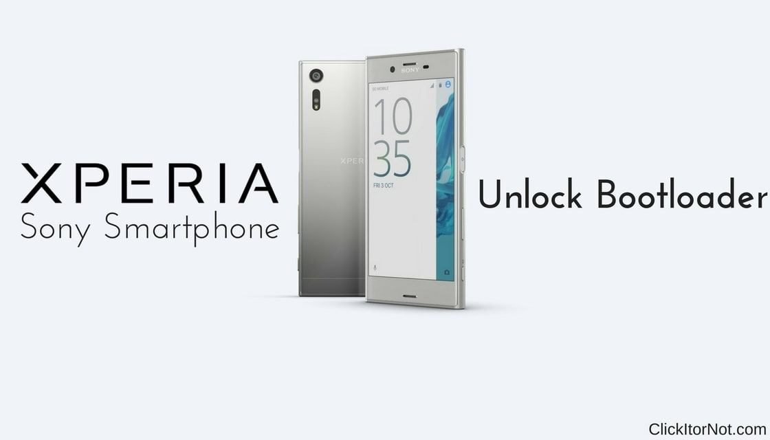 Unlock Bootloader of Any Sony Xperia Device