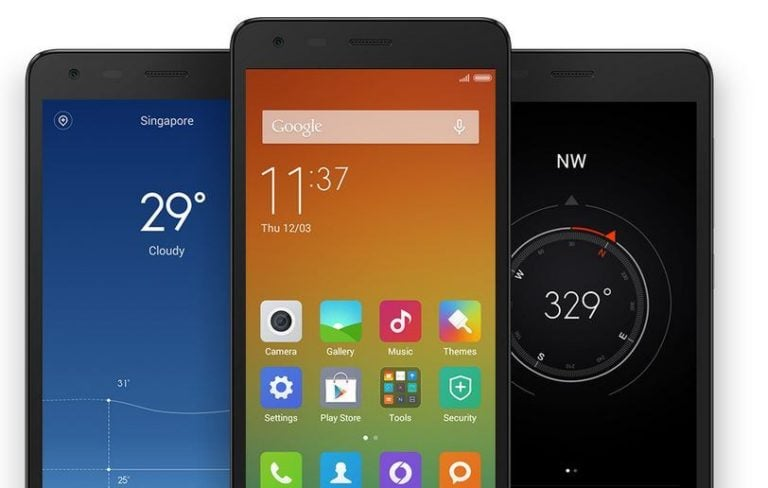 LineageOS 17.0 ROM for Xiaomi Redmi 2