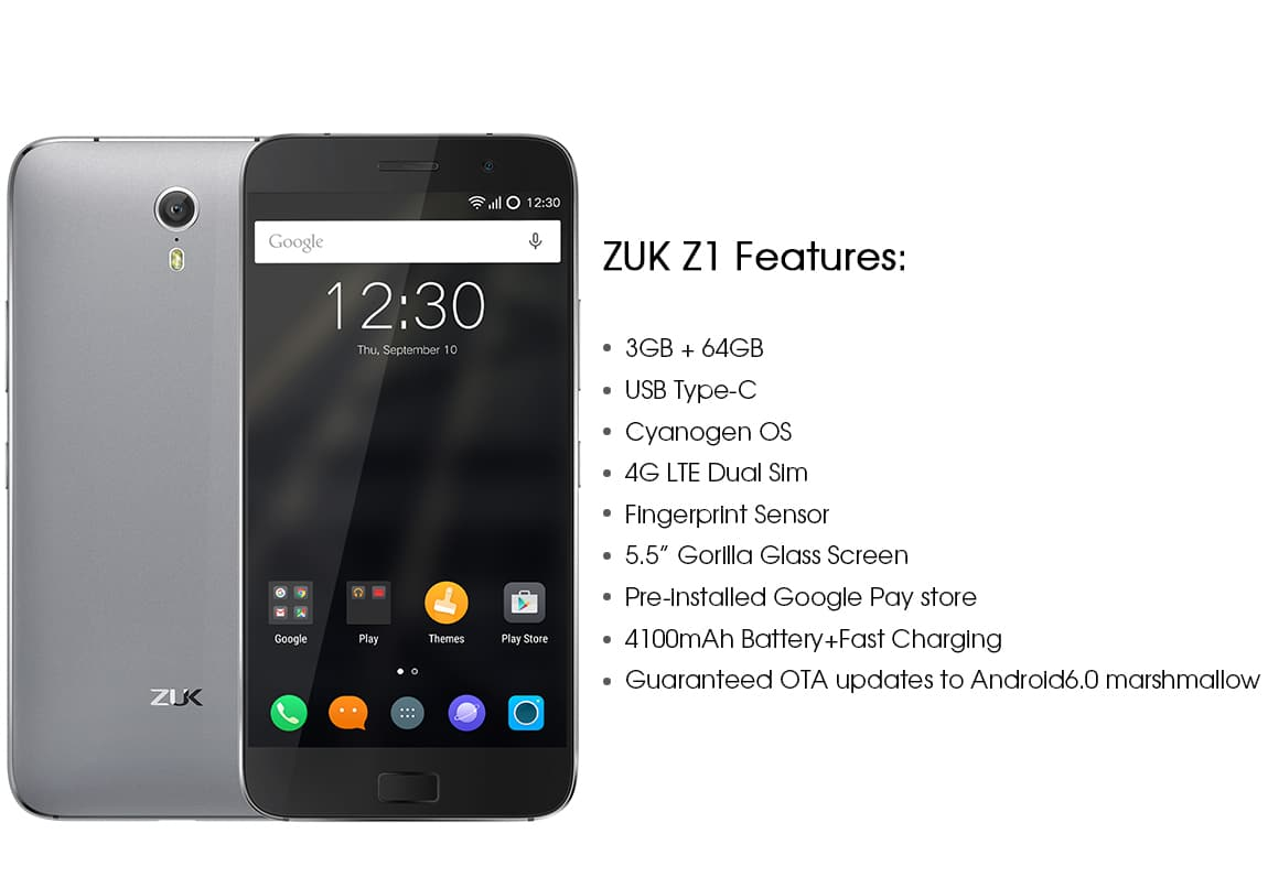 How to Install TWRP Recovery and Root Lenovo ZUK Z1 | Click