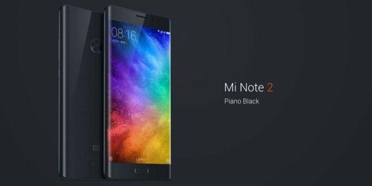 Unlock Bootloader of Mi Note 2