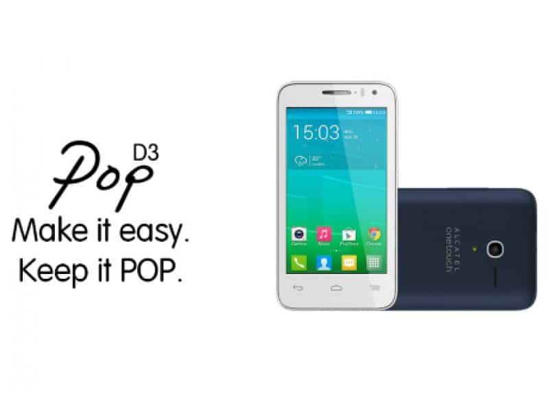 How to Unlock bootloader on Alcatel POP D3 (Yaris_M_GSM) | Click It
