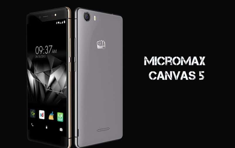 How to Install TWRP Recovery and Root Micromax Canvas 5