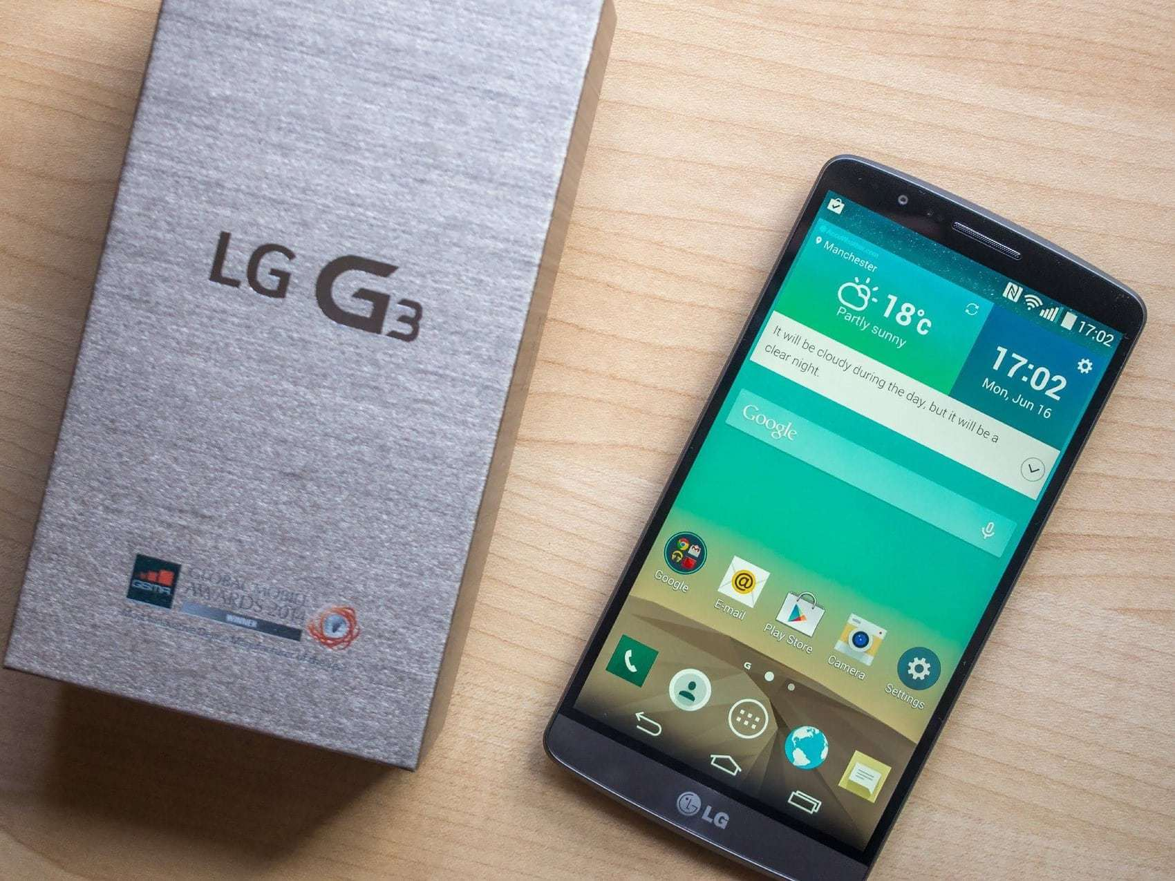 Install TWRP Recovery and Root LG G3 Europe