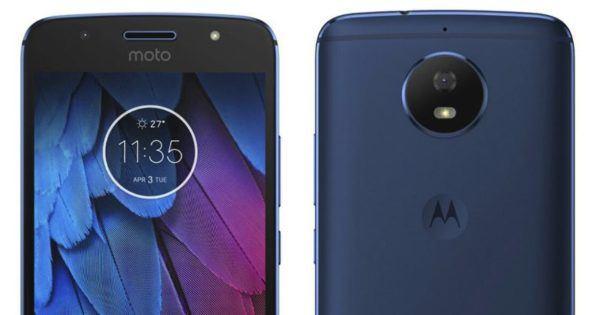 Unlock bootloader on Moto G5S