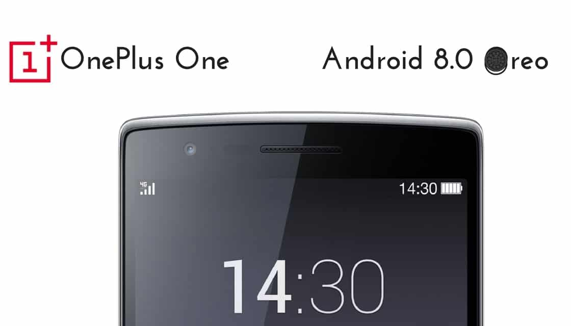 Android 8.0 Oreo on OnePlus One