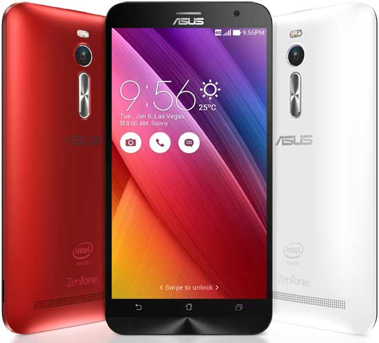 How to Unlock Bootloader on Asus ZenFone 2 1080p (Z00A