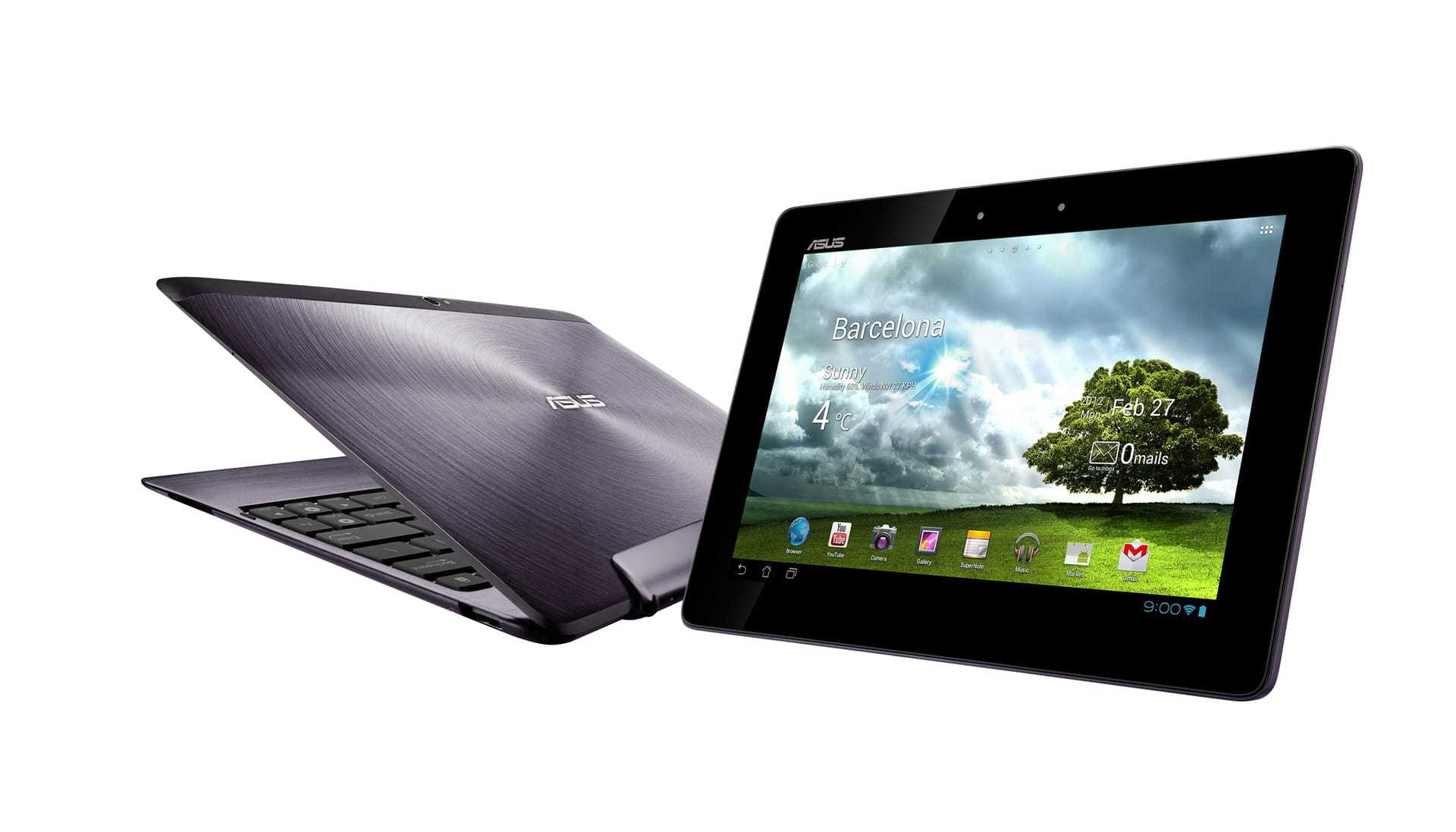 Unlock Bootloader on Asus Transformer Infinity TF700T