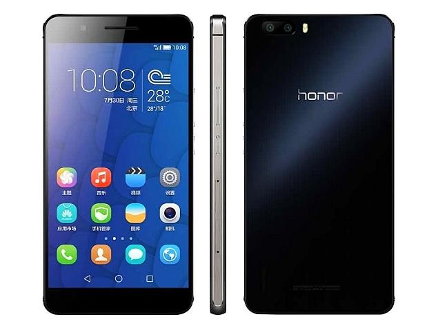 How to Install TWRP Recovery and Root Huawei Honor 6 Plus (pine