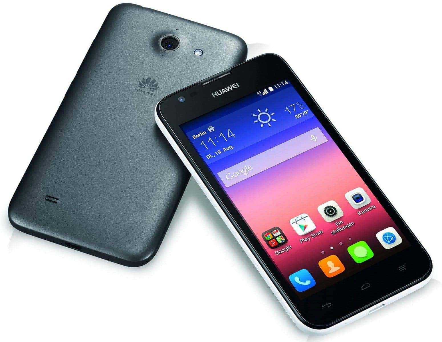 How to Install TWRP Recovery and Root Huawei Ascend Y550 (y550