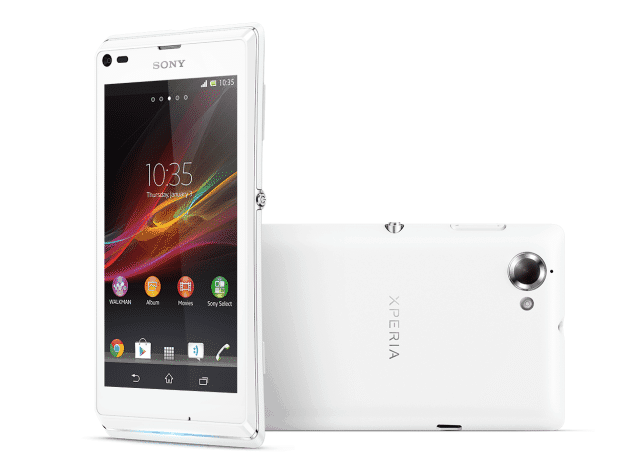 How to Install TWRP Recovery and Root Sony Xperia L (taoshan