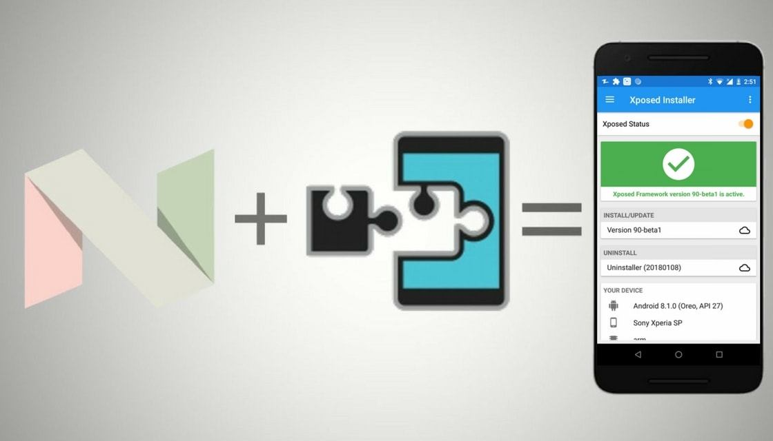 Download Xposed Framework for Android Oreo 8 0/8 1 | Click It or Not