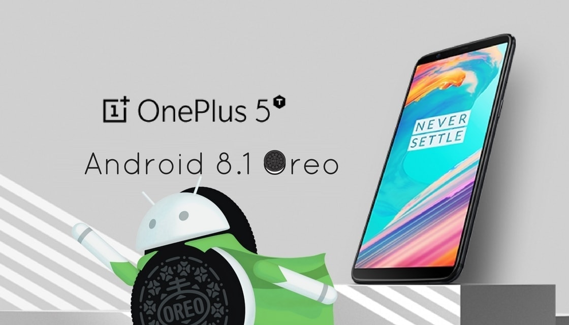 Android 8.1 Oreo for OnePlus 5T is now available via custom ROM. The gwolfu XDA senior member for crDroid v4.0 ROM based on Android 8.1 Oreo builds. In this article, we will guide you how to install Android 8.1 Oreo on OnePlus 5T