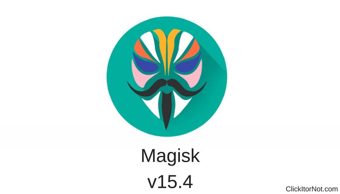 Magisk v15.4