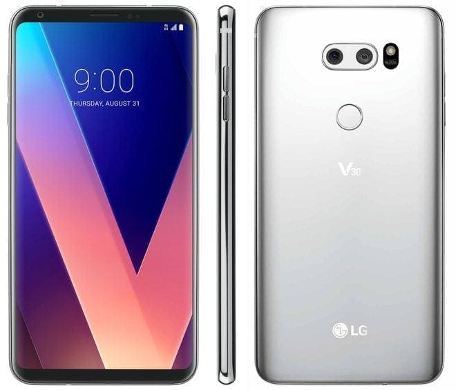 T-Mobile LG V30 Oreo update resumes with build H93220h