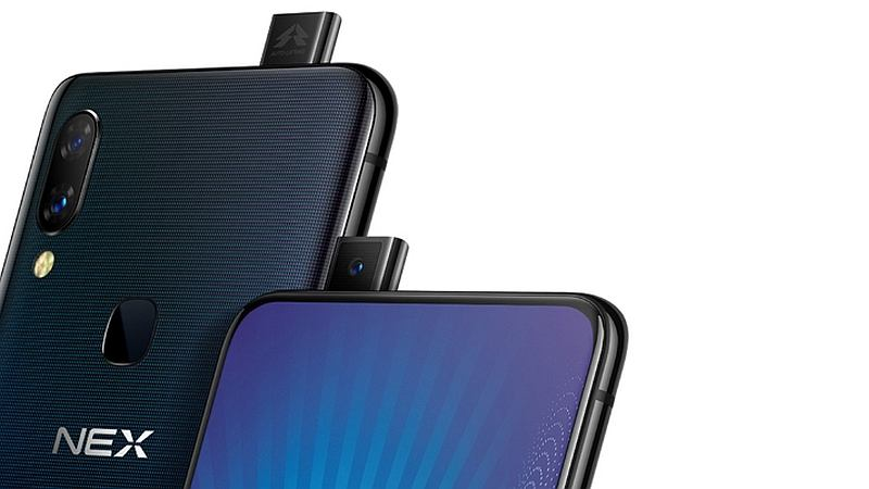 Vivo NEX Wallpapers are available for download [4K] | Click It or Not