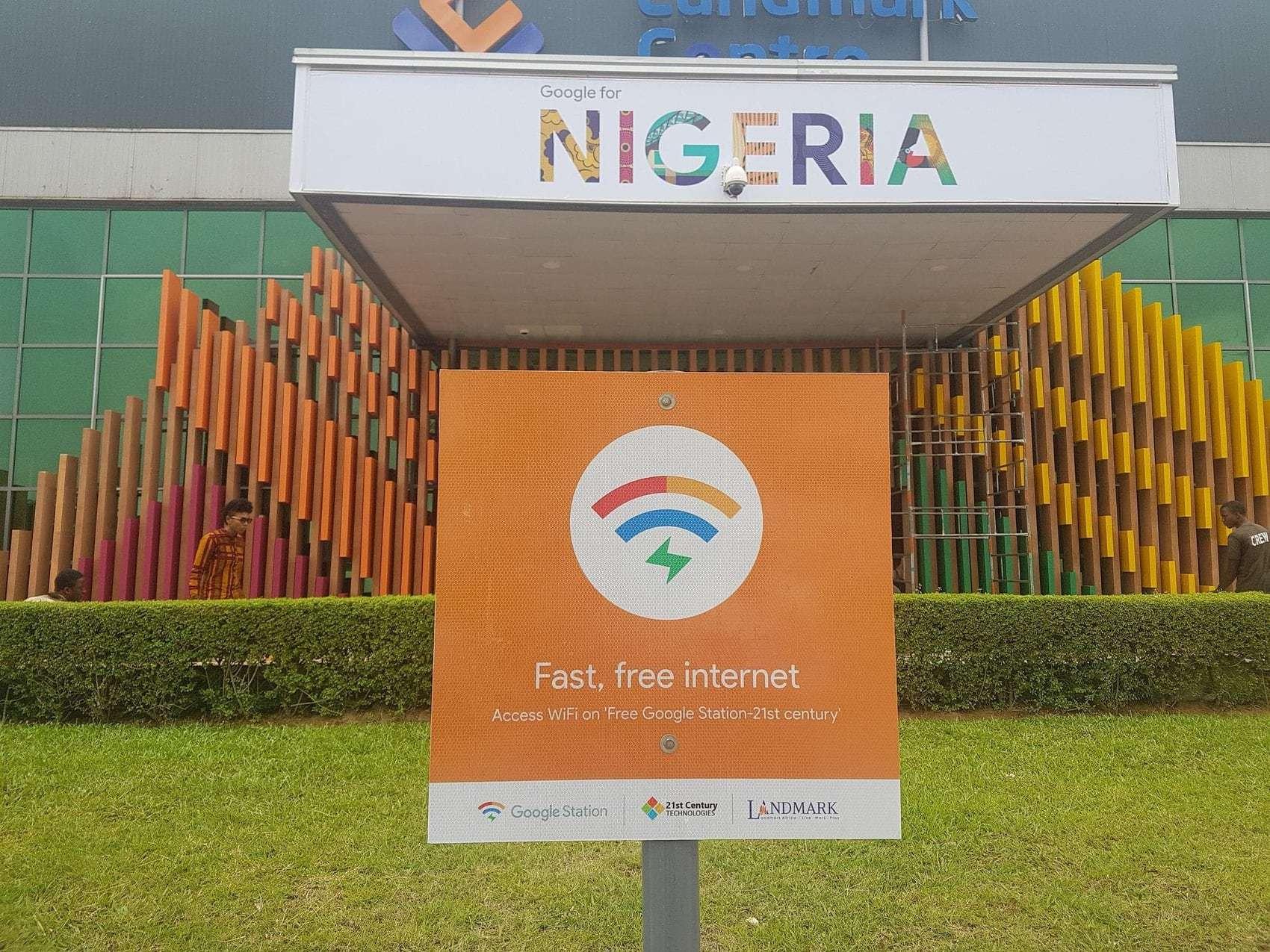 Google Free Wi-Fi Nigiria