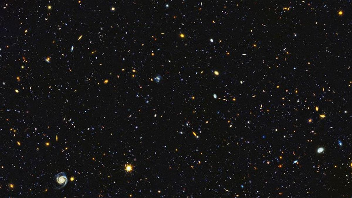 Nasa Galaxies