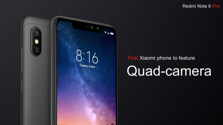 LineageOS 17.1 ROM for Redmi Note 6 Pro