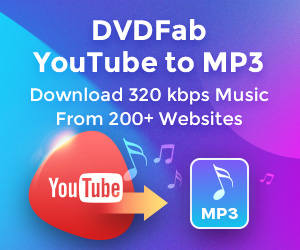 DVDFab YouTube to MP3