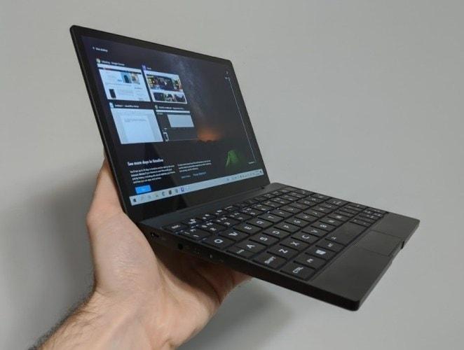 mag1 world's smallest laptop