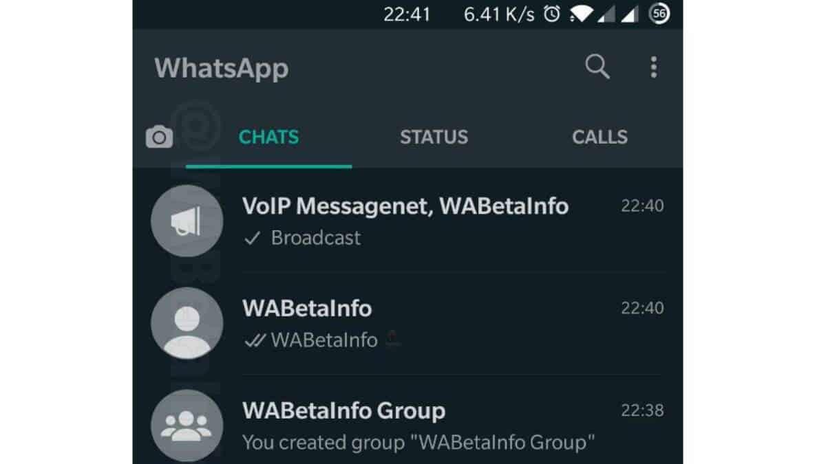 WhatsApp Avtar Image