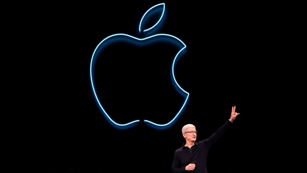 Apple in CES 2020