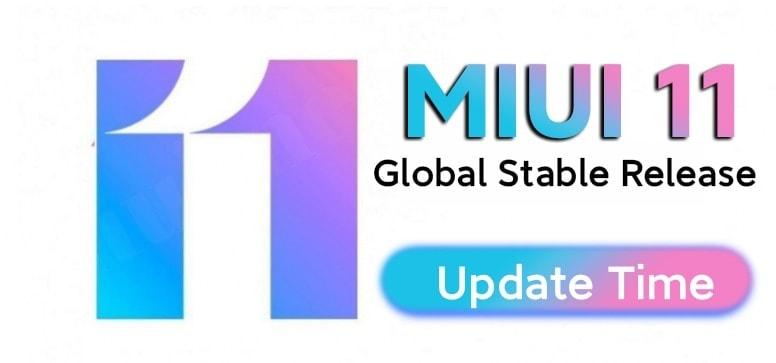 MIUI 11.0.4.0