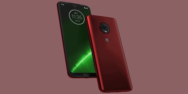 PixOs ROM for Moto G7 Plus