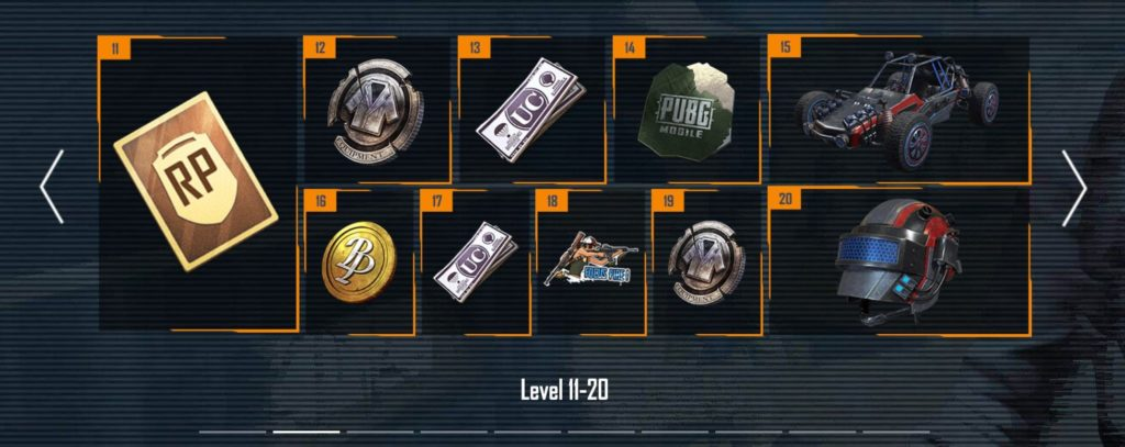 PUBG Mobile Season 11 Royale Pass, Rewards, Missions And More