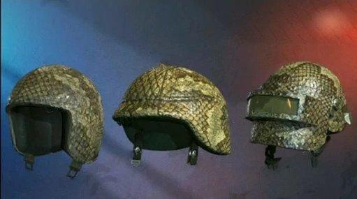 PUBG Mobile Season 11 Snake Helmet Skin