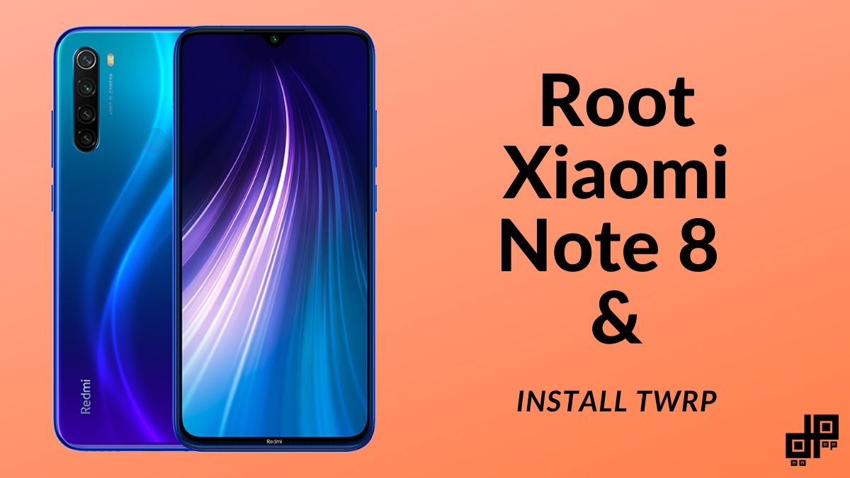 Redmi Note 8 Root