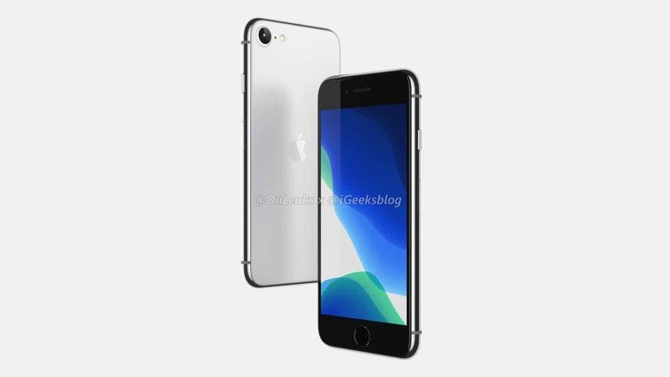 Apple iPhone SE 2 may feature single camera