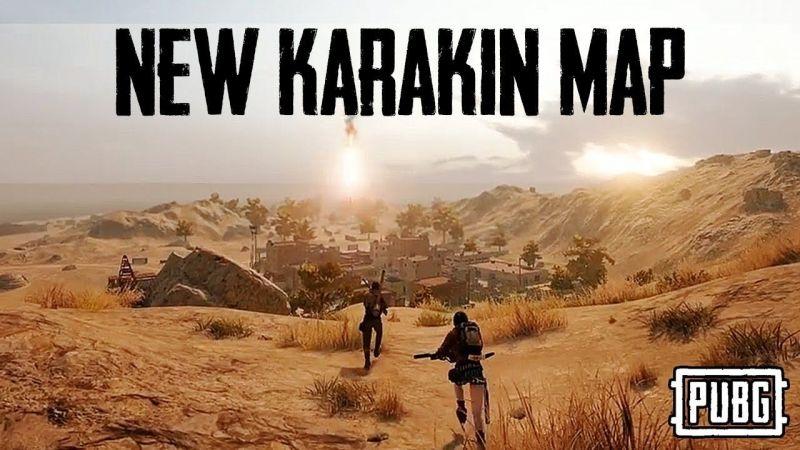 PUBG PC to feature Karakin map