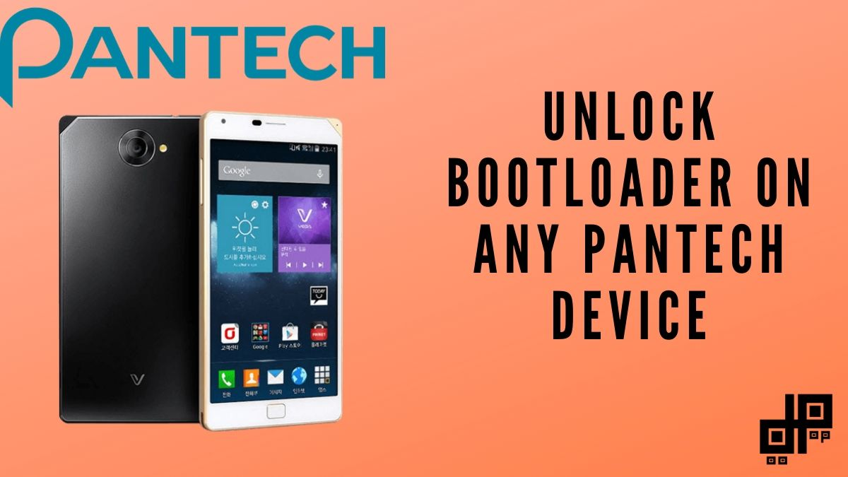 Pantech Bootloader