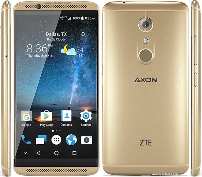 LineageOS 17.1 ROM for ZTE Axon 7