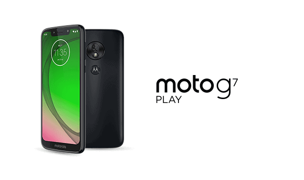 LineageOS 17.1 ROM for Moto G7 Play