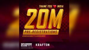 PUBG Mobile India Avatar Battlegrounds Pre-Registrations Cross 20-Million Mark, Still No Release Date