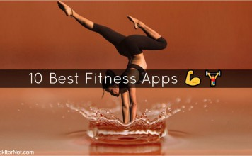 10 Best Fitness Apps