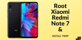 Redmi note 7 Root