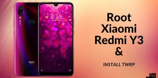 Redmi Y3 root
