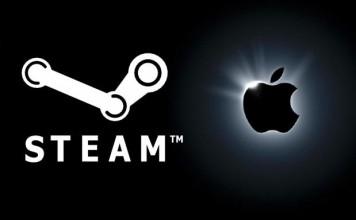 steam apple